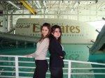 Sa koleginicom Razan