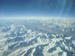 Himalaji slikani iz pilotske kabine